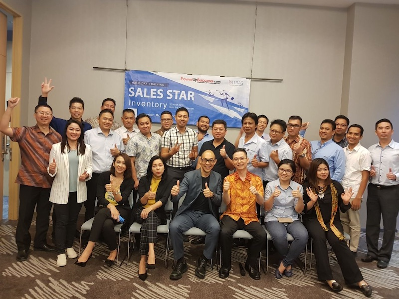 SSI Certification for Sales Professionals - SSI Practitioners 2